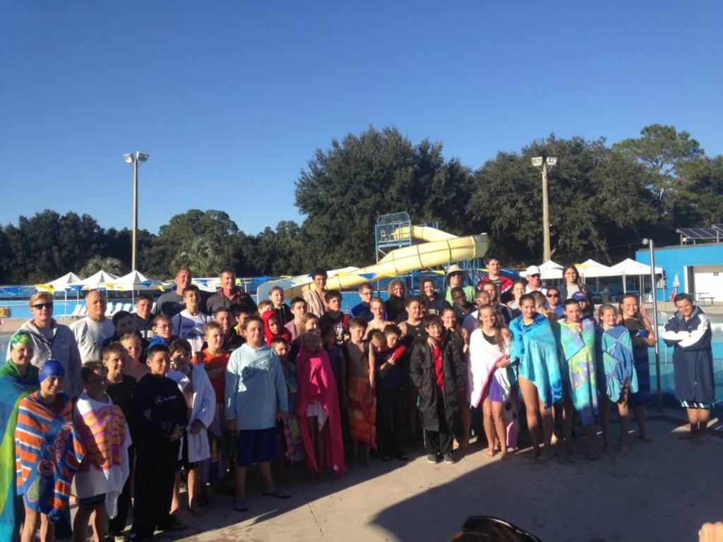 Gator Water Polo, Gainesville Florida